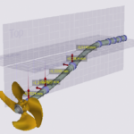 High-end software for propulsion shaft calculation