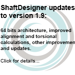 ShaftDesigner 1.9 released