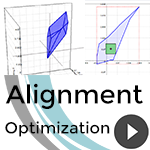 Optimal offsets calculation