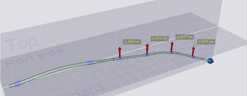 strain gauge shaftline